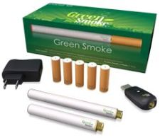 Best Electronic Cigarettes - Green Smoke