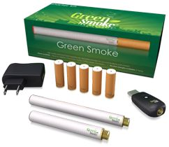 Green Smoke Review